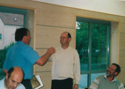 2004 Verabschiedung H. Krüger