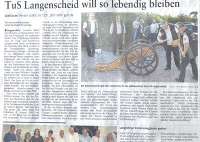 2018 Artikel 125 Jahre TuS Langenscheid