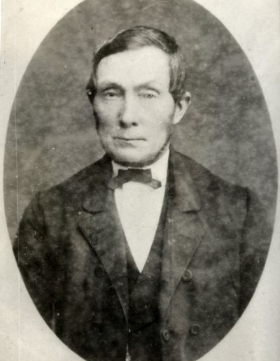 Christian MEYER - Bürgermeister 1880-1889