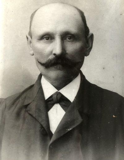 Anton SCHAUB - Bürgermeister 1889 - 1918