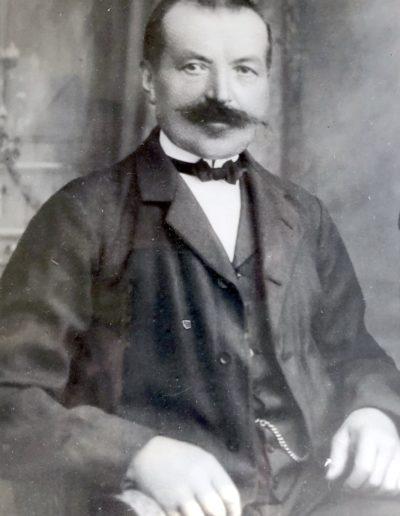 Karl KÜNZLER - Bürgermeister 1918 - 1924
