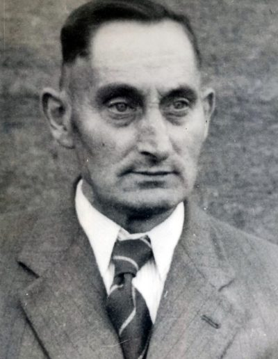 August KÜNZLER - Bürgermeister 1945 - 1964