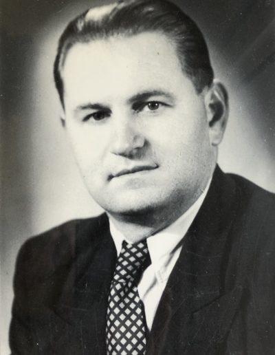 Adolf SCHUPP - Bürgermeister 1964 - 1969