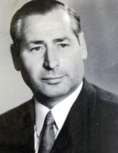 Walter HECKELMANN - Bürgermeister 1969 - 1984