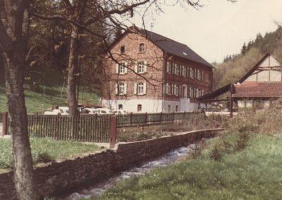 Gülle-Mühle