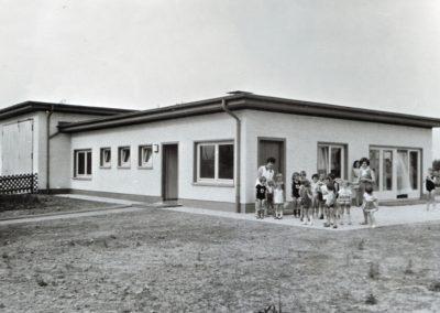 Kindergarten Anfang 1970