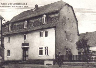 Gastwirtschaft von Wilhelm Pabst
