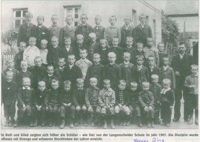 Schulknaben 1907