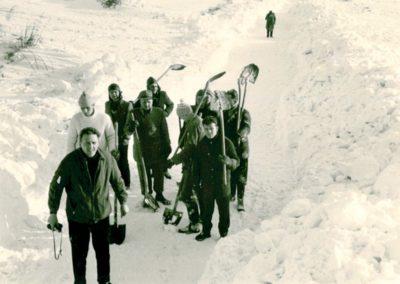 Winterdienst 1962