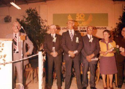 50 Jahre Mandolinenclub